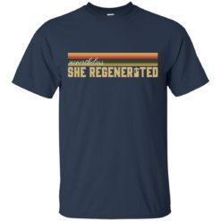 13th Doctor Who Nevertheless She Regenerated shirt - image 5830 247x247