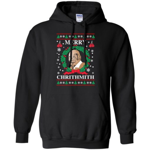 Merry Chrithmith Mike Tyson Christmas Sweater shirt - image 5842 510x510