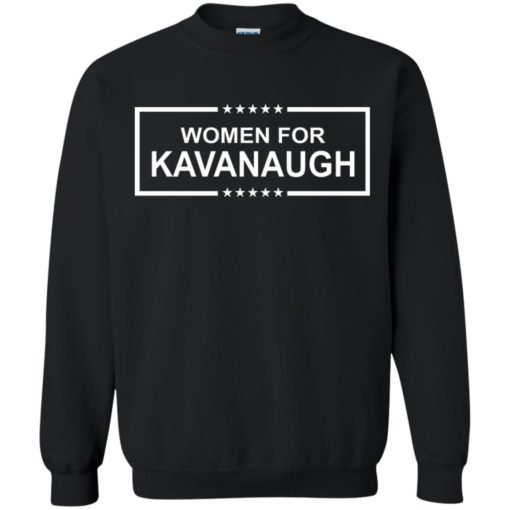Women for Brett Kavanaugh shirt - image 585 510x510