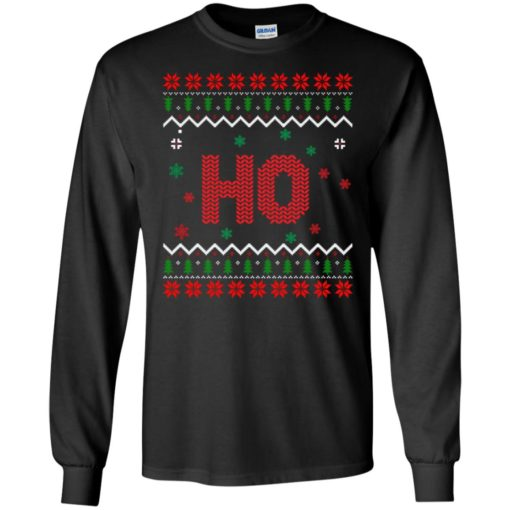 HO Christmas sweater shirt - image 5850 510x510