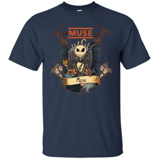 Jack skellington MUSE shirt - image 5885 510x510