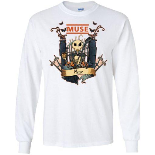 Jack skellington MUSE shirt - image 5886 510x510