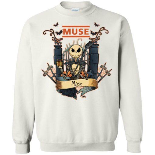 Jack skellington MUSE shirt - image 5889 510x510