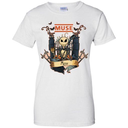 Jack skellington MUSE shirt - image 5891 510x510