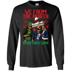 We from the north yeah that Christmas sweater shirt - image 5904 247x247