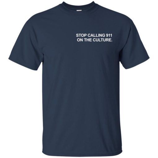 Chris Paul Stop Calling 911 On The Culture shirt - image 5965 510x510