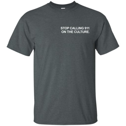 Chris Paul Stop Calling 911 On The Culture shirt - image 5966 510x510