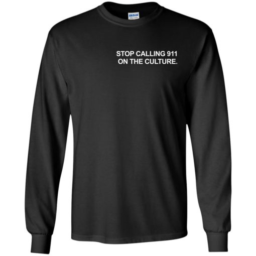 Chris Paul Stop Calling 911 On The Culture shirt - image 5967 510x510