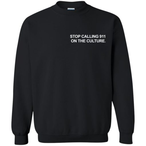 Chris Paul Stop Calling 911 On The Culture shirt - image 5969 510x510