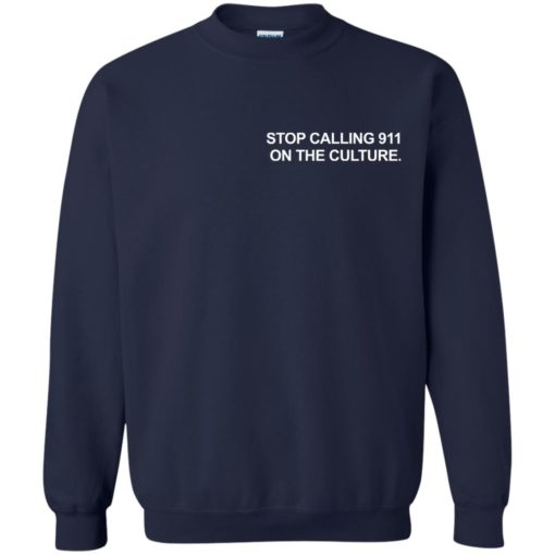 Chris Paul Stop Calling 911 On The Culture shirt - image 5970 510x510