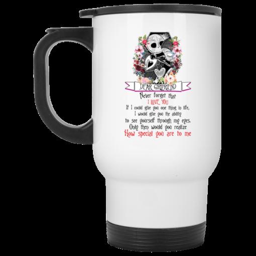 Jack Dear girlfriend never forget that I love you mug shirt - image 6 510x510