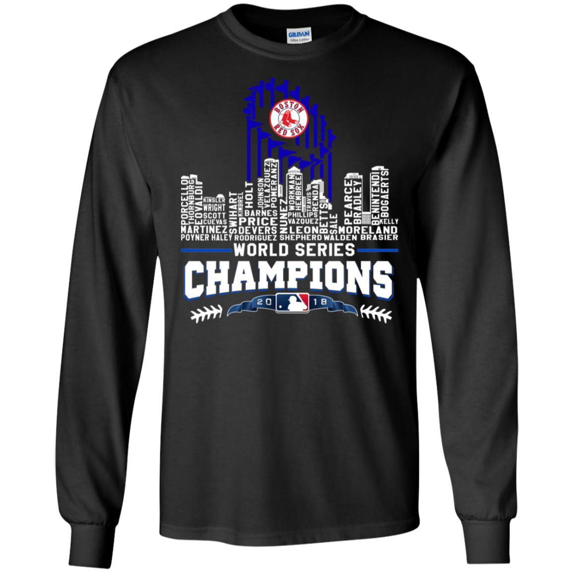 97d5f129e Boston Red Sox world series champions shirt - image 6108 510x510