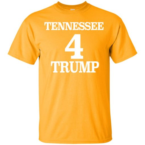 Tennessee 4 Trump shirt - image 624 510x510