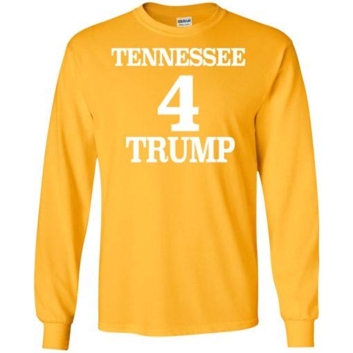 Tennessee 4 Trump shirt - image 626 510x510