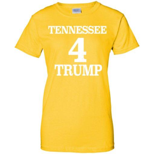 Tennessee 4 Trump shirt - image 631 510x510
