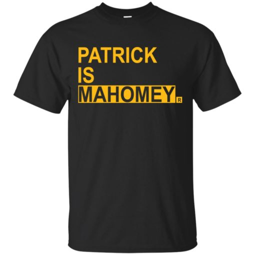 Patrick Is Mahomey shirt - image 649 510x510