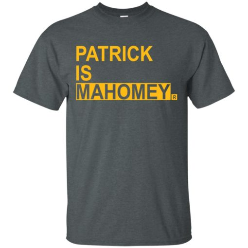 Patrick Is Mahomey shirt - image 650 510x510