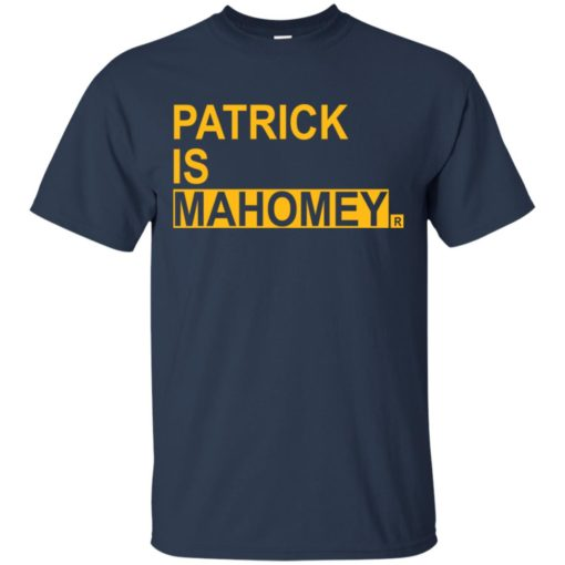 Patrick Is Mahomey shirt - image 651 510x510