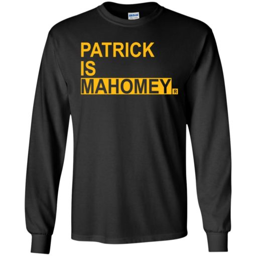 Patrick Is Mahomey shirt - image 652 510x510