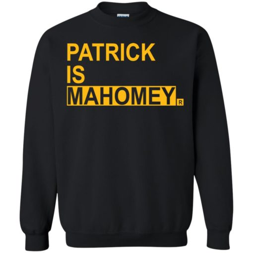 Patrick Is Mahomey shirt - image 654 510x510