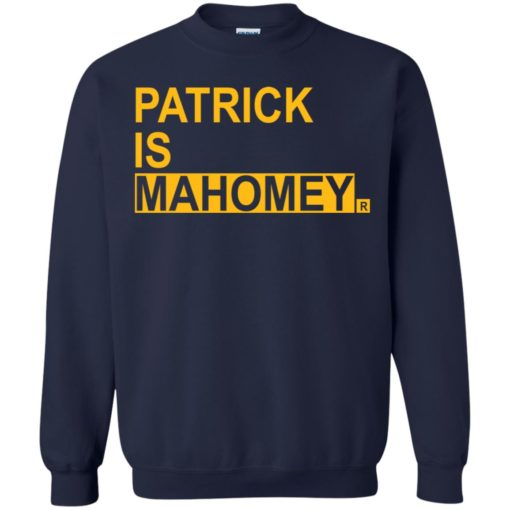 Patrick Is Mahomey shirt - image 655 510x510