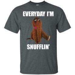 Snuffleupagus Every day I'm Snufflin' shirt - image 1130 247x247