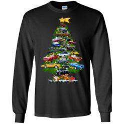 Cars Christmas Tree sweatshirt shirt - image 1176 247x247