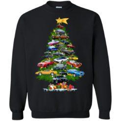 Cars Christmas Tree sweatshirt shirt - image 1179 247x247
