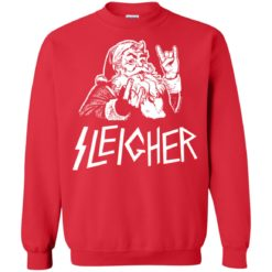 Santa sleigher Christmas sweater shirt - image 1261 247x247
