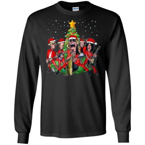 Aerosmith Chibi Christmas sweatshirt shirt - image 1446 510x510