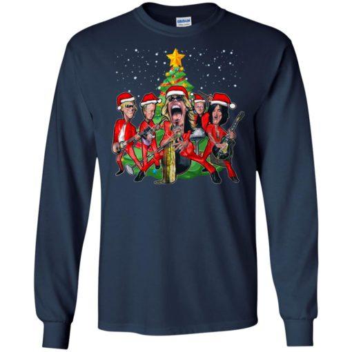 Aerosmith Chibi Christmas sweatshirt shirt - image 1447 510x510