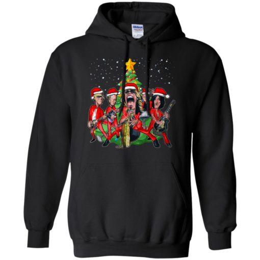 Aerosmith Chibi Christmas sweatshirt shirt - image 1448 510x510