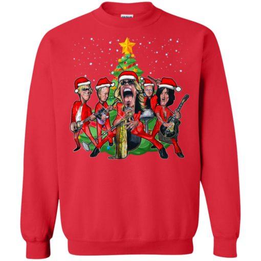 Aerosmith Chibi Christmas sweatshirt shirt - image 1451 510x510