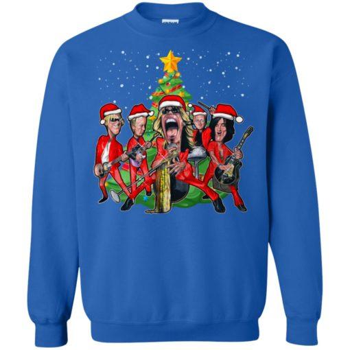 Aerosmith Chibi Christmas sweatshirt shirt - image 1453 510x510