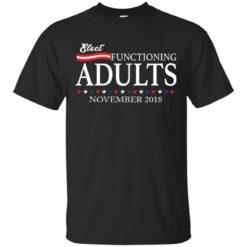Sleet functioning adults november 2018 shirt - image 1554 247x247