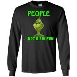 The Grinch People not a big fan shirt shirt - image 1814 247x247