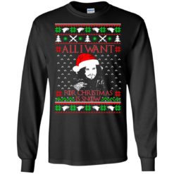 All I want for Christmas is Snow sweatshirt shirt - image 1844 247x247