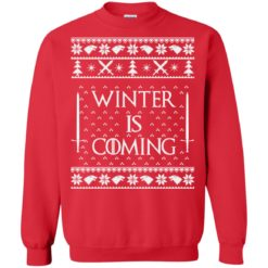 Winter is coming Christmas sweater shirt - image 222 247x247