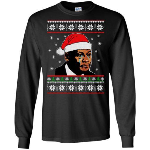 Crying Jordan Christmas sweater shirt - image 227 510x510