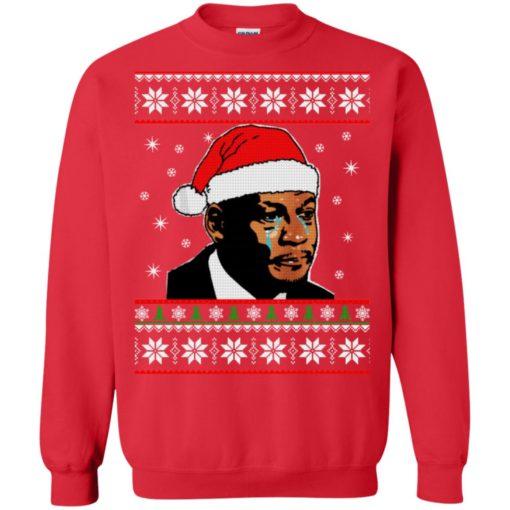 Crying Jordan Christmas sweater shirt - image 232 510x510