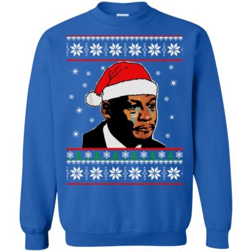 Crying Jordan Christmas sweater shirt - image 234 510x510