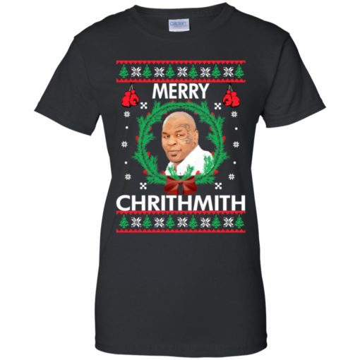 Mike Tyson Merry Chrithmith sweatshirt shirt - image 245 510x510