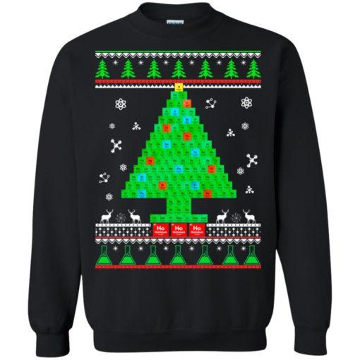 Chemistry Christmas sweater shirt - image 250 510x510
