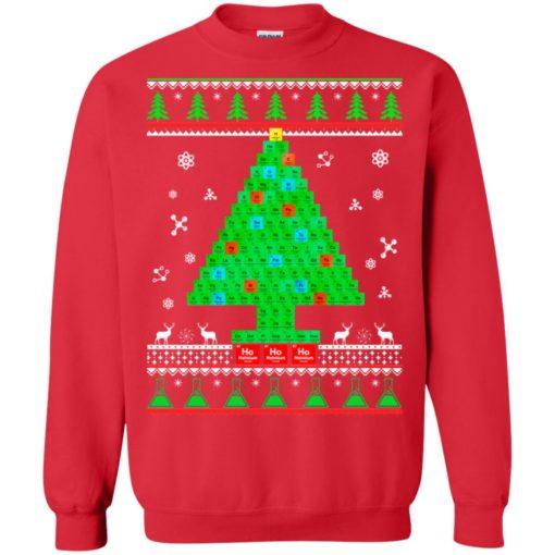Chemistry Christmas sweater shirt - image 252 510x510