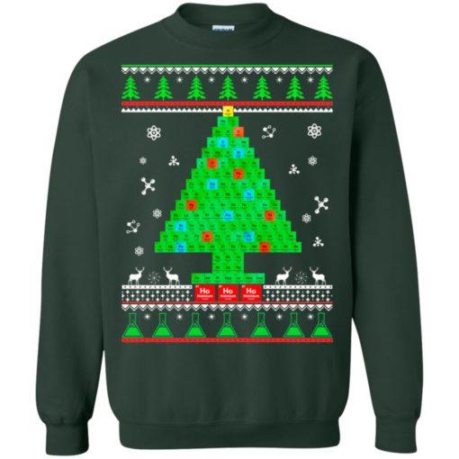 Chemistry Christmas sweater shirt - image 253 510x510