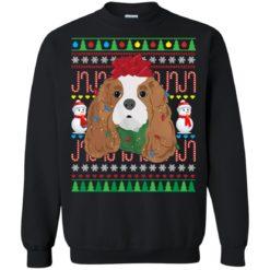 Cavalier King Charles Spaniel Christmas sweatshirt shirt - image 2530 247x247