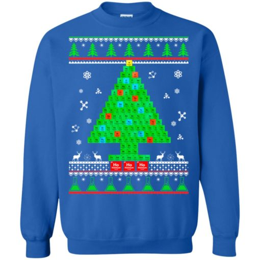Chemistry Christmas sweater shirt - image 254 510x510