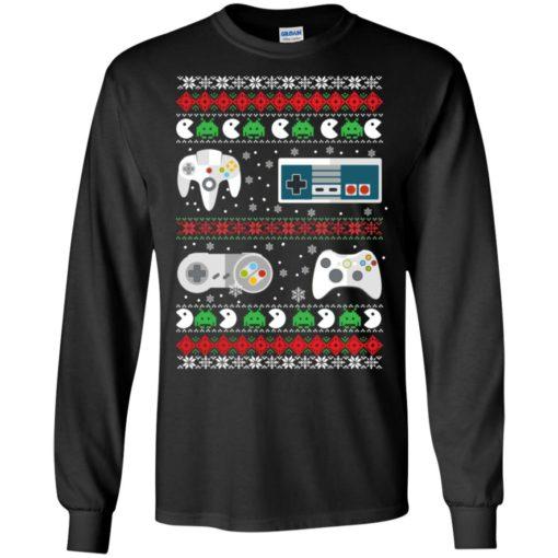 Gamer Christmas Sweater shirt - image 2557 510x510