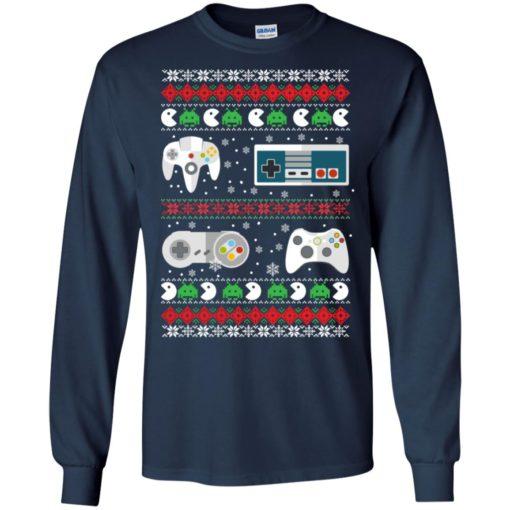 Gamer Christmas Sweater shirt - image 2558 510x510