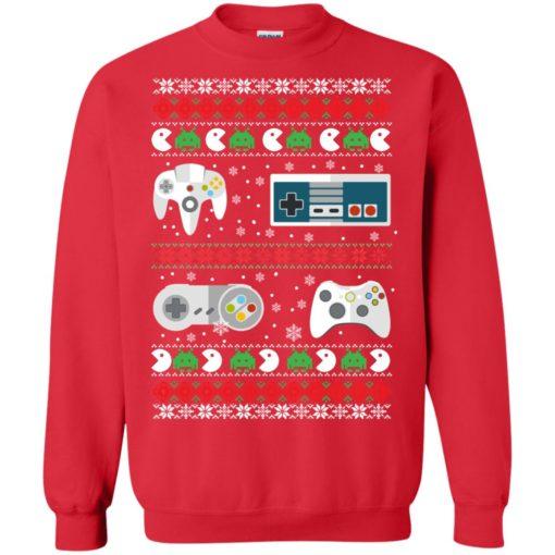 Gamer Christmas Sweater shirt - image 2562 510x510